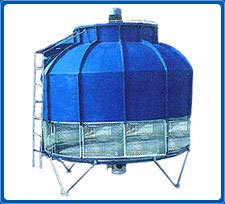 FRP Cooling Towers Bottle Type